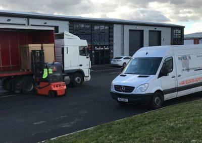 Logistics Specialists - NuVision Logistics